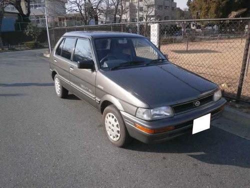Subaru Justy 1988 - 1992