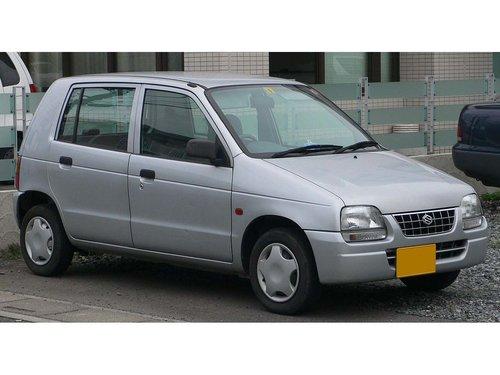 Suzuki Alto 1997 - 1998