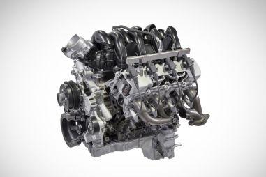Чугун, 7,3 литра, V8: Форд рассказал о новом движке для пикапов
