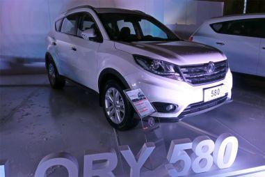В России появился китайский семиместный кроссовер размером с Honda CR-V