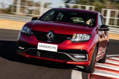 Renault обновила «спортивный» хэтчбек Sandero RS