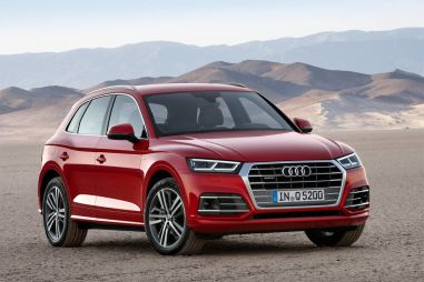 У Audi Q5 для России отваливаются накладки колесных арок: объявлен масштабный отзыв