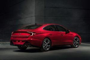 Новая Sonata готовится выйти на российский рынок. Уже есть сертификат!