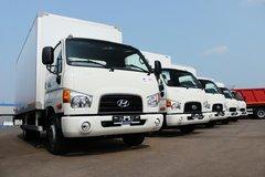 «Орион-Моторс» открыл дилерский центр Hyundai Truck & Bus в Красноярске