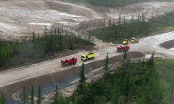 Часть дороги будет в асфальте, часть — с «переходным покрытием» из щебня.