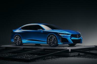 Acura показала первый за десять лет автомобиль с шильдиком Type S