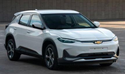 Электромобиль Chevrolet Menlo готовится к дебюту в Китае