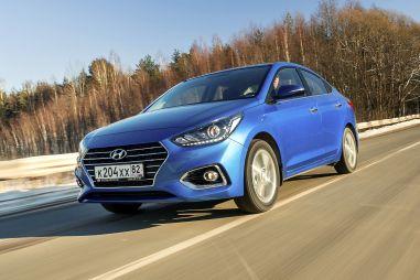 Hyundai повысил цены на Solaris и еще несколько моделей