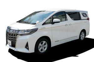 Mitsuoka превратила Toyota Alphard в премиум-катафалк