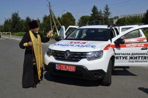 Украина пересаживает сельских врачей на Renault Duster