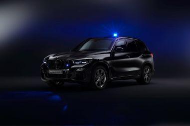 BMW X5 обзавелся заводской бронированной версий, и ему не страшен АК-47