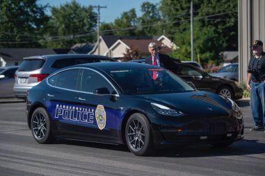 Полиция США начала использовать младшую из семейства Tesla