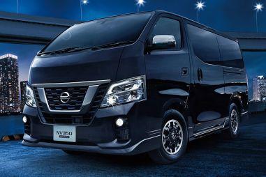 Nissan NV350 Caravan разжился новой топовой версией