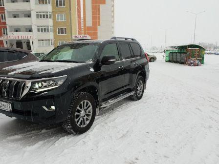 Toyota Land Cruiser Prado 2018 - отзыв владельца
