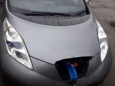 Nissan Leaf 2013 отзыв автора   Дата публикации 06.04.2019.