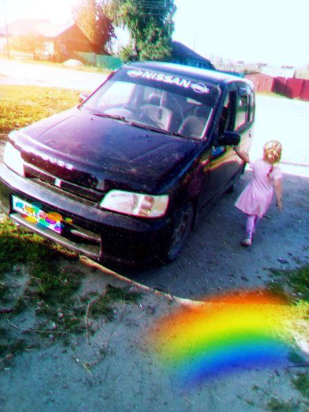 Nissan Cube 1998 - отзыв владельца
