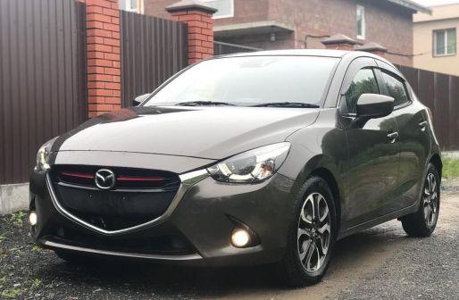 Mazda Demio 2014 - отзыв владельца