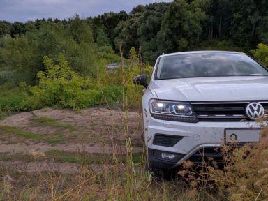 Volkswagen Tiguan 2019 отзыв автора | Дата публикации 05.07.2019.