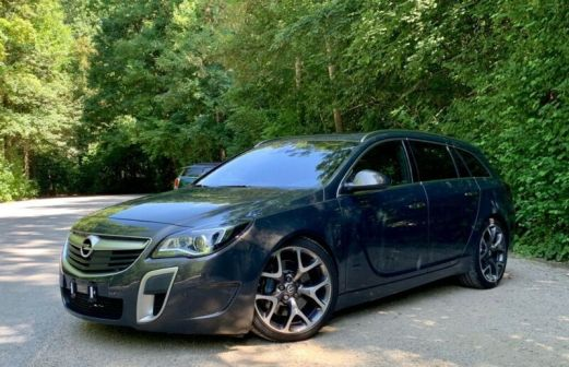 Opel Insignia 2015 - отзыв владельца
