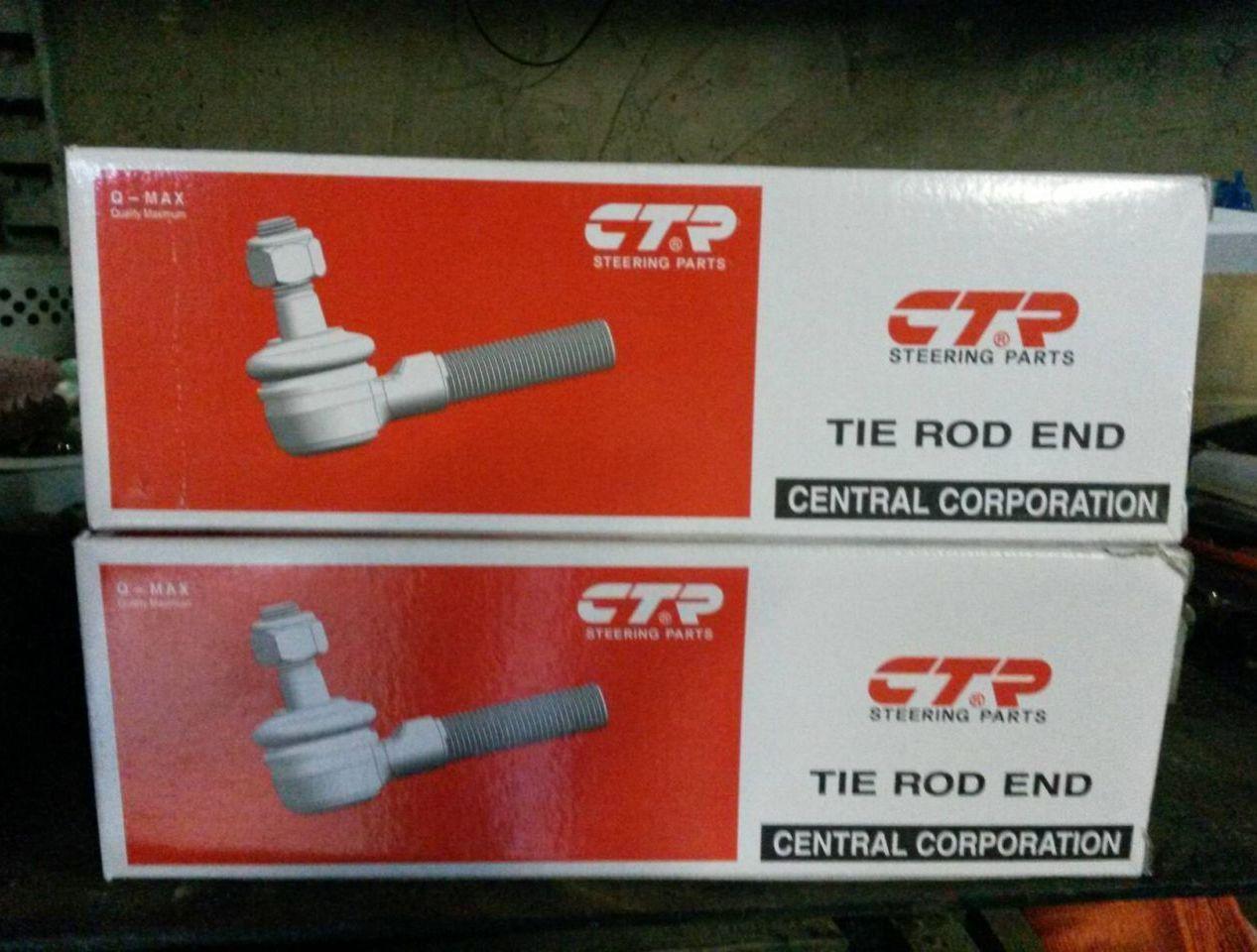 При замене наконечников выбор снова пал на продукцию CTR.