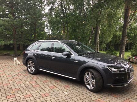 Audi A4 allroad quattro 2018 - отзыв владельца