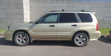 Subaru Forester 2003 отзыв автора | Дата публикации 06.08.2019.