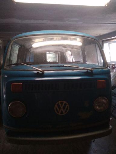 Volkswagen Multivan, 1972