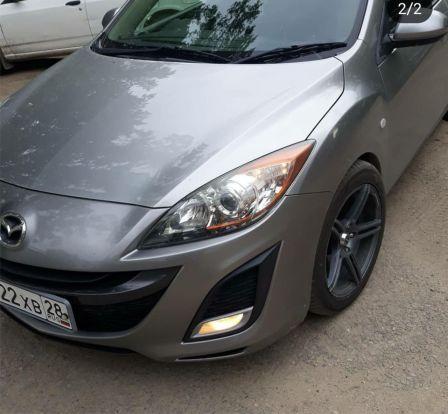 Mazda Axela 2010 - отзыв владельца