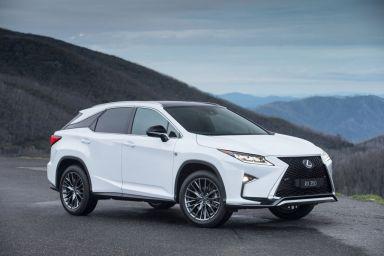 Lexus RX200t 2017 отзыв автора | Дата публикации 11.08.2019.