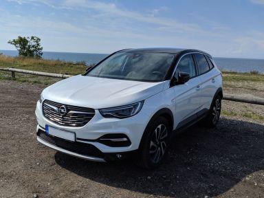 Opel Grandland X, 2019