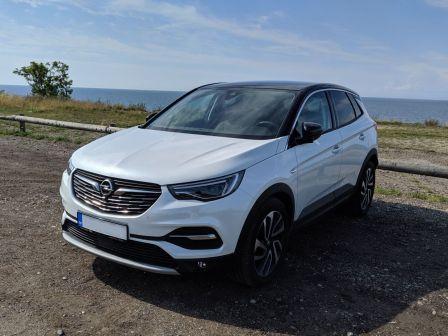Opel Grandland X 2019 - отзыв владельца