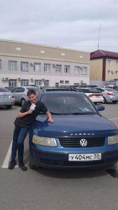 Volkswagen Passat 1998 отзыв автора | Дата публикации 13.08.2019.