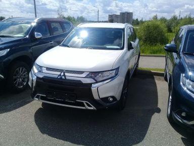 Mitsubishi Outlander, 2019