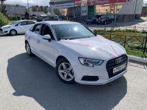 Отзыв о Audi A3, 2017 отзыв владельца