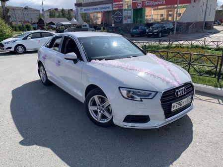 Audi A3 2017 - отзыв владельца