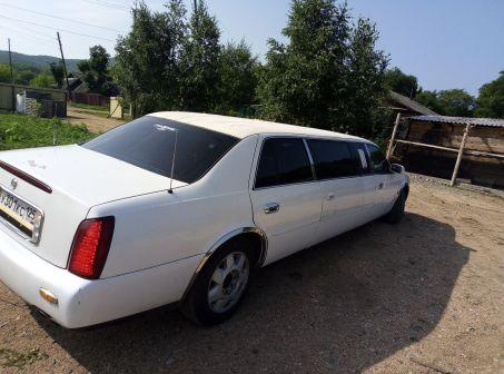 Cadillac DeVille 2002 - отзыв владельца