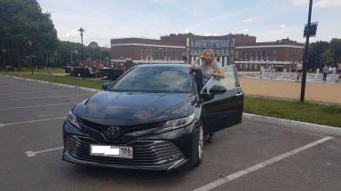 Toyota Camry, 2019