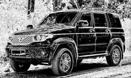 Отзыв о УАЗ Патриот, 2019 отзыв владельца