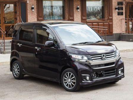 Honda N-WGN 2014 - отзыв владельца
