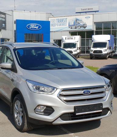 Ford Kuga 2019 отзыв автора | Дата публикации 24.08.2019.