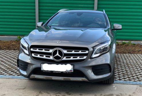 Mercedes-Benz GLA-Class 2017 - отзыв владельца