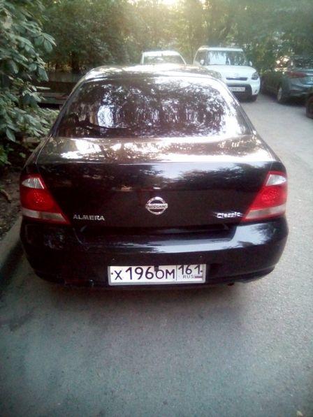 Nissan Almera Classic 2008 - отзыв владельца