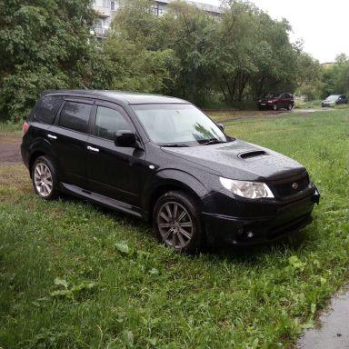 Subaru Forester, 2010