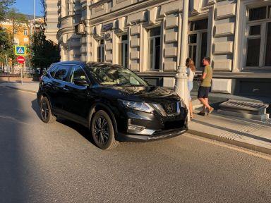 Nissan X-Trail 2019 отзыв автора | Дата публикации 30.08.2019.