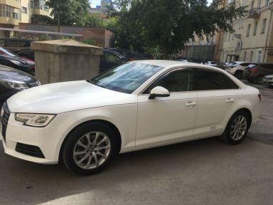 Audi A4 2019 отзыв автора | Дата публикации 30.08.2019.