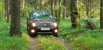 Отзыв о Renault Duster, 2015 отзыв владельца