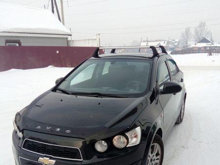 Chevrolet Aveo 2013 - отзыв владельца