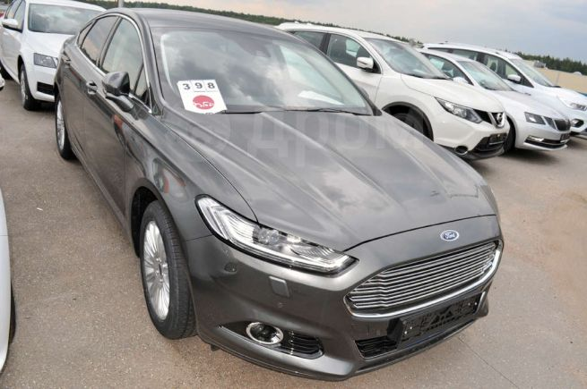 Ford Mondeo, 2019 год, 2 040 142 руб.