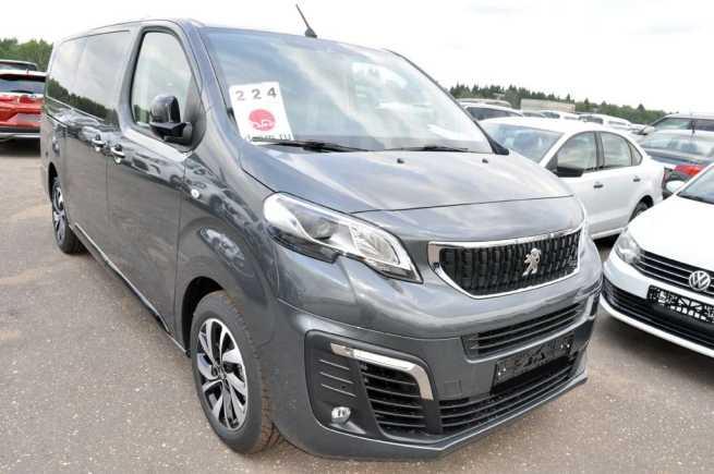 Peugeot Traveller, 2019 год, 3 029 900 руб.