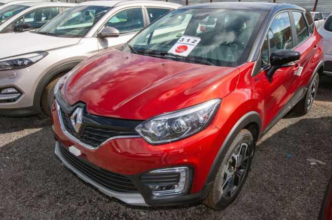 Renault Kaptur, 2018 год, 1 246 970 руб.